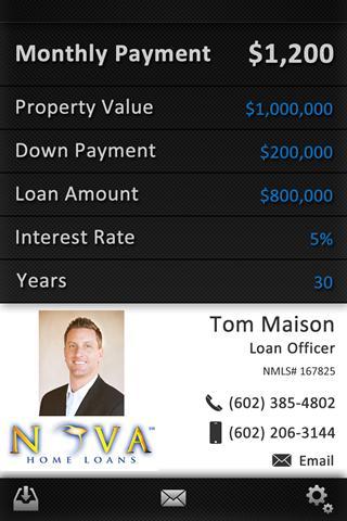 Maison Mortgage Calculator