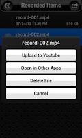 Screenshot of Display Recorder Preview