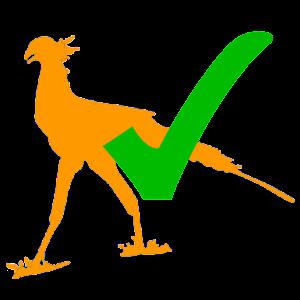 Cover art South Africa Birding Checklist