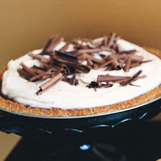 Chocolate Cinnamon Cream Pie