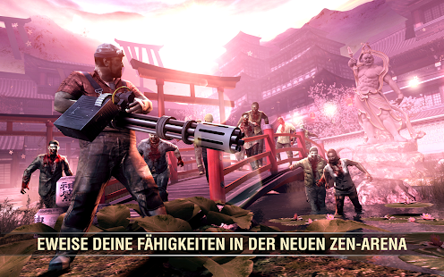 DEAD TRIGGER 2 - Zombie Shooter Screenshot