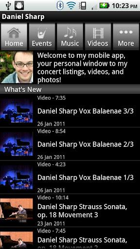 Daniel Sharp *flute piccolo