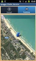 Screenshot of Italian Beaches Abruzzo Free