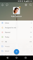 Screenshot of Wunderlist: To-Do List & Tasks