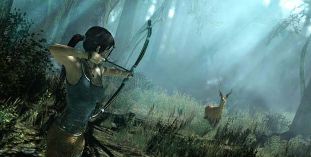 Square Enix hints at a Tomb Raider reveal at VGX