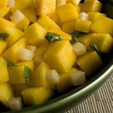 Marinated Mango and Jicama Salad Recipe