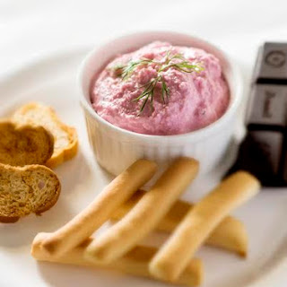 PINK CHEESE DIP