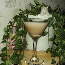 Liquid Lamington Cocktail