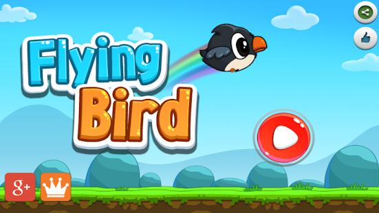 free flying bird games