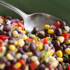 Sweet Corn and Black Bean Salad