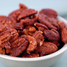 Simple Spiced Nuts Recipe