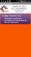 Screenshot of Assumpció Badalona