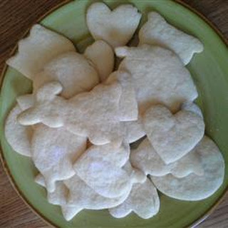 Rolled Sugar Cookies Without Butter Recipes