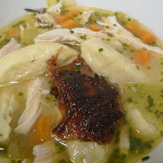 Michael Symon's Chicken-And-Dumpling Soup