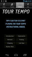 Screenshot of Tour Tempo Golf - Total Game