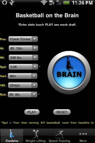 Basketball Brains