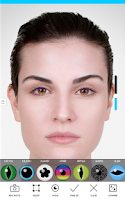 Screenshot of Eye Color Studio