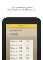 Screenshot of eni gas e luce Tablet