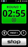 Screenshot of Boxing Timer Pro - Round Timer