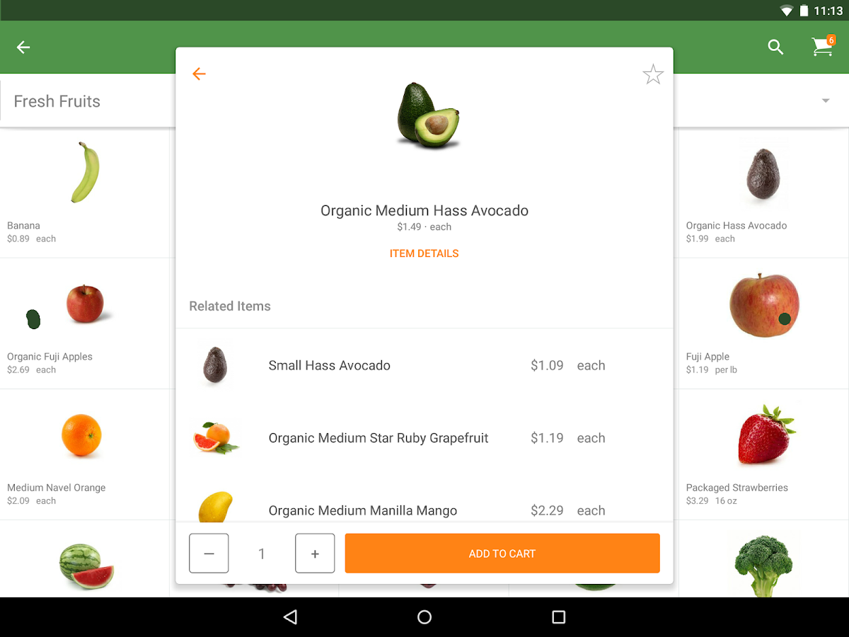 Food And Drinks Play Store Apps
