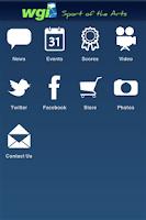 Screenshot of WGI