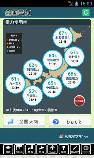 【免費天氣App】仙台天気-APP點子