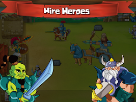 Screenshot of Spartan Warrior Defense