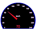 Simple GPS Speedometer Free APK for Kindle Fire