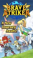 Screenshot of Brave Striker - Fun RPG Game