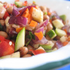 Black-Eyed Peas Salad