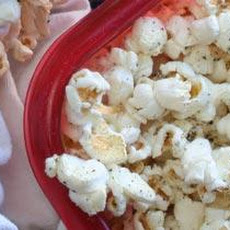 Parmigiano–Black Pepper Popcorn Recipe