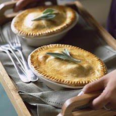 Pumpkin & Sage Pot Pies