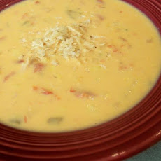 Zesty Cheese Soup
