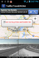 Screenshot of Wisconsin Traffic Cameras