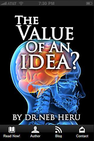 The Value Of An Idea