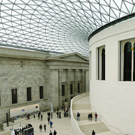 British Museum by Cristi Radulescu - Buildings & Architecture Other Interior