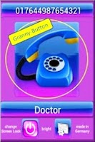 Screenshot of Big Button & Emergency Dialer