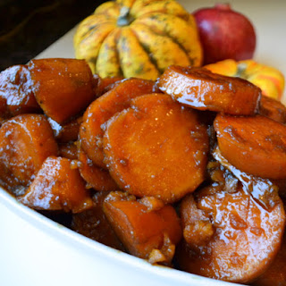 "The ""Best"" Candied Yams"
