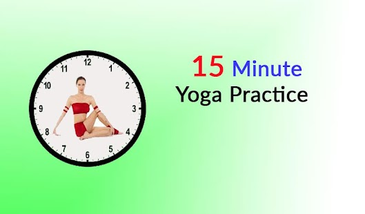 Fifteen Minute Yoga Practice - screenshot