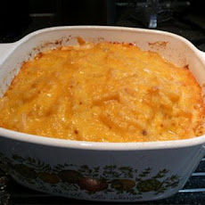 Macaroni and Extra Cheese Casserole