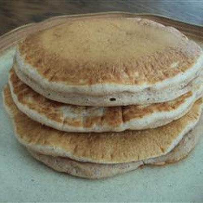 Cinnamon Pancakes in a Jar