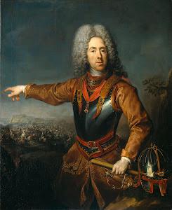 RIJKS: Jacob van Schuppen: painting 1718
