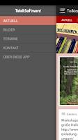 Screenshot of Deutsche Tolkien Gesellschaft
