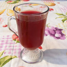 Ponche - Chilean Cranberry Punch
