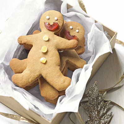 Double Ginger Gingerbread Men