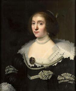 RIJKS: copy after Michiel Jansz. van Mierevelt: painting 1632