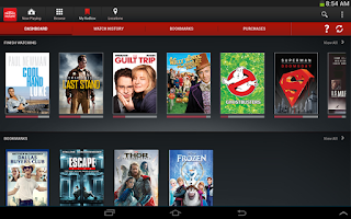 Screenshot of Redbox Instant by Verizon
