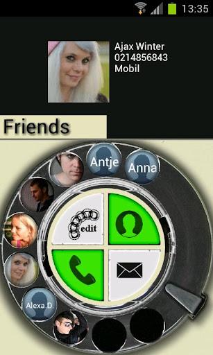 Finger Wheel