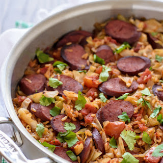 Sausage Cabbage And Rice Recipes