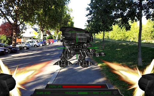 Territory Defense HD Augmented - screenshot